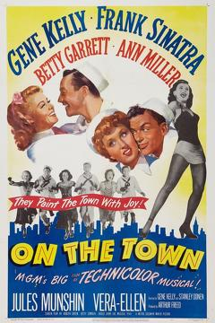 Best Romance Movies of 1949 : On the Town