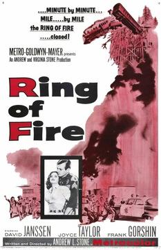 Best Adventure Movies of 1961 : Ring of Fire