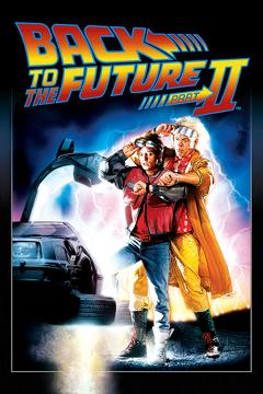 Best Adventure Movies of 1989 : Back to the Future Part II