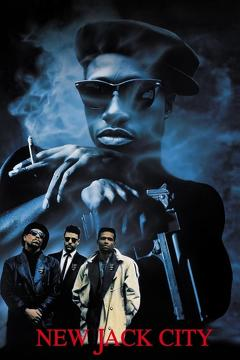 Best Crime Movies of 1991 : New Jack City