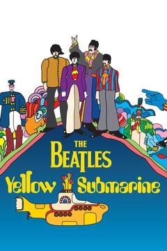 Best Adventure Movies of 1968 : Yellow Submarine