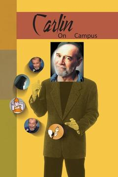 Best Documentary Movies of 1984 : George Carlin: Carlin on Campus