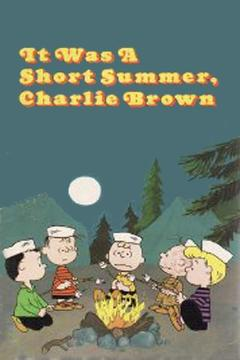 Best Animation Movies of 1969 : It Was a Short Summer, Charlie Brown
