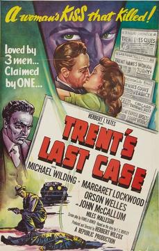 Best Mystery Movies of 1952 : Trent's Last Case
