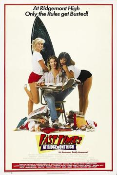 Best Comedy Movies of 1982 : Fast Times at Ridgemont High