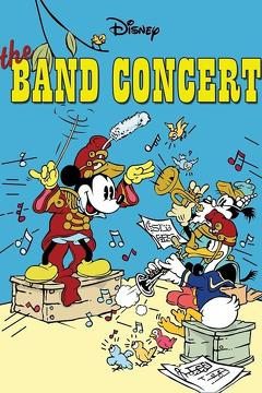 Best Animation Movies of 1935 : The Band Concert