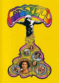 Best Music Movies of 1973 : Godspell: A Musical Based on the Gospel According to St. Matthew