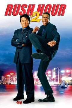 Best Crime Movies of 2001 : Rush Hour 2