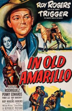 Best Western Movies of 1951 : In Old Amarillo