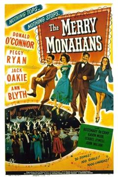 Best Music Movies of 1944 : The Merry Monahans