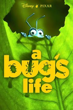 Best Adventure Movies of 1998 : A Bug's Life
