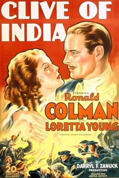 Best War Movies of 1935 : Clive of India
