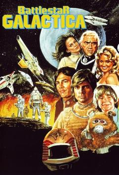 Best Science Fiction Movies of 1978 : Battlestar Galactica