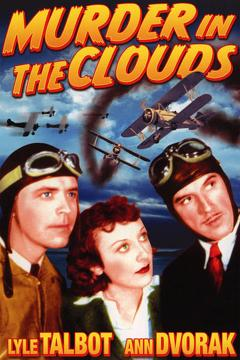 Best Adventure Movies of 1934 : Murder in the Clouds