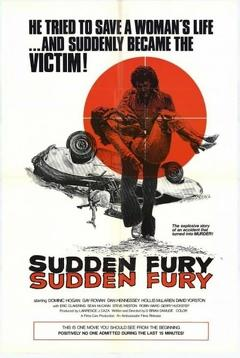 Best Crime Movies of 1975 : Sudden Fury