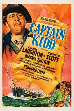 Best Adventure Movies of 1945 : Captain Kidd
