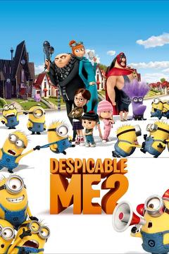 Best Comedy Movies of 2013 : Despicable Me 2