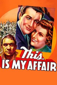 Best Crime Movies of 1937 : This Is My Affair