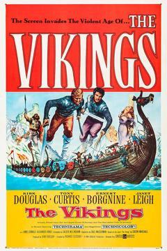 Best Drama Movies of 1958 : The Vikings
