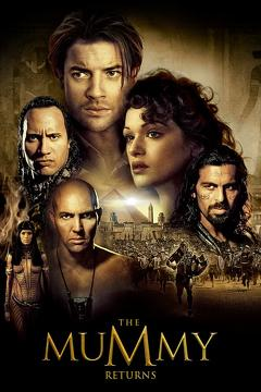Best Adventure Movies of 2001 : The Mummy Returns