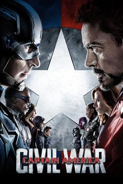 Best Science Fiction Movies of 2016 : Captain America: Civil War