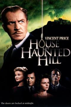 Best Mystery Movies of 1959 : House on Haunted Hill