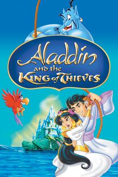 Best Animation Movies of 1996 : Aladdin and the King of Thieves