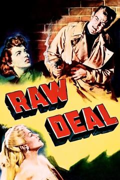 Best Crime Movies of 1948 : Raw Deal