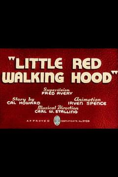 Best Animation Movies of 1937 : Little Red Walking Hood