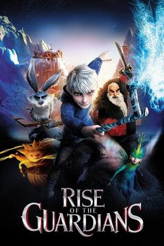 Best Family Movies of 2012 : Rise of the Guardians