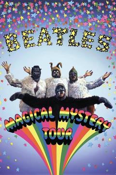 Best Music Movies of 1967 : Magical Mystery Tour