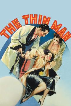 Best Crime Movies of 1934 : The Thin Man