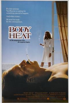 Best Mystery Movies of 1981 : Body Heat