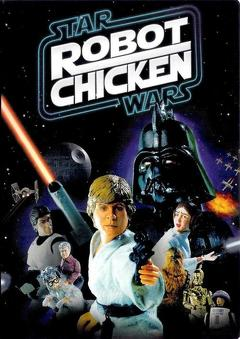 Best Animation Movies of 2007 : Robot Chicken: Star Wars