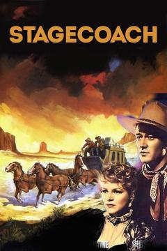 Best Western Movies of 1939 : Stagecoach