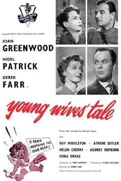 Best Romance Movies of 1951 : Young Wives' Tale