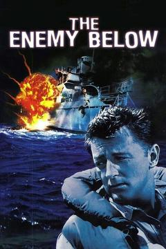 Best Action Movies of 1957 : The Enemy Below