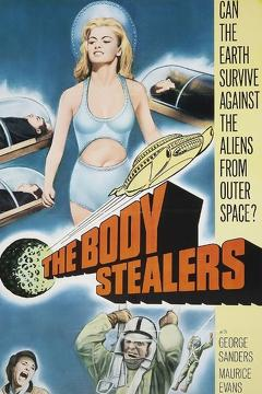 Best Science Fiction Movies of 1969 : The Body Stealers