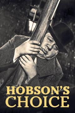 Best Comedy Movies of 1954 : Hobson's Choice