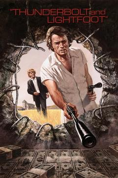 Best Crime Movies of 1974 : Thunderbolt and Lightfoot