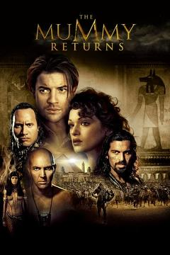 Best Fantasy Movies of 2001 : The Mummy Returns