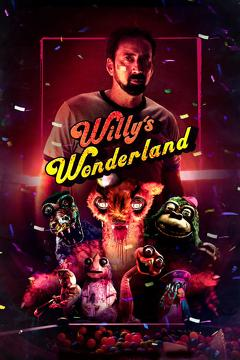 Best Comedy Movies of This Year: Willy's Wonderland
