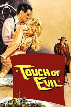 Best Thriller Movies of 1958 : Touch of Evil
