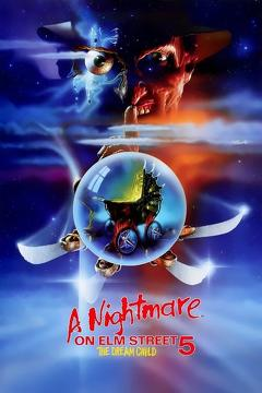 Best Horror Movies of 1989 : A Nightmare on Elm Street: The Dream Child