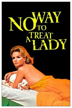 Best Comedy Movies of 1968 : No Way to Treat a Lady