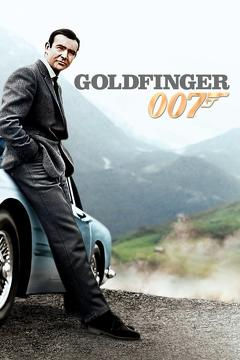 Best Thriller Movies of 1964 : Goldfinger