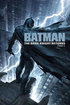 Best Mystery Movies of 2012 : Batman: The Dark Knight Returns, Part 1