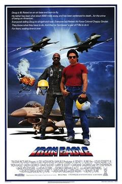 Best War Movies of 1986 : Iron Eagle