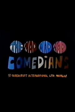 Best Animation Movies of 1970 : The Mad, Mad, Mad Comedians