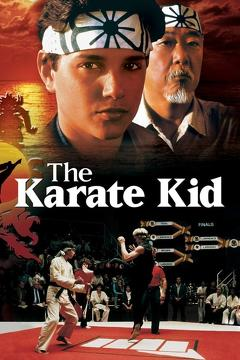 Best Family Movies of 1984 : The Karate Kid